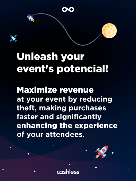 Unleash your events potencial cashlessmedia
